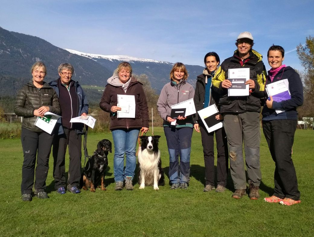 Obedience Beginner 2017